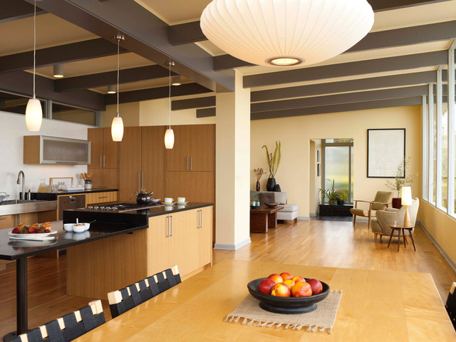 Magnolia Mid-Mod - Midcentury - Dining Room - seattle - by ...