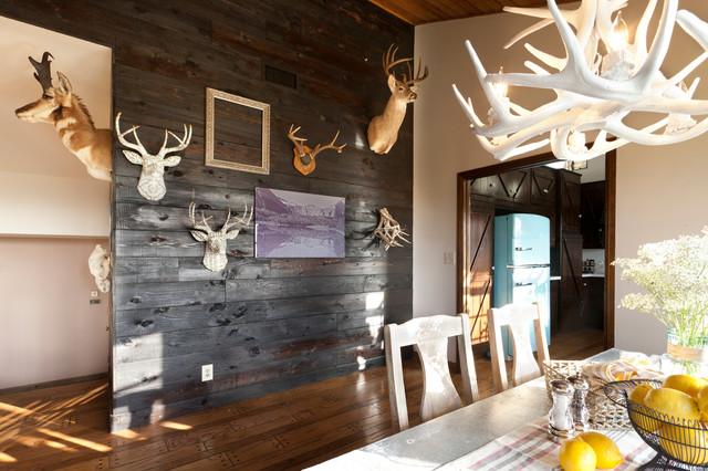 Mai rustic-dining-room
