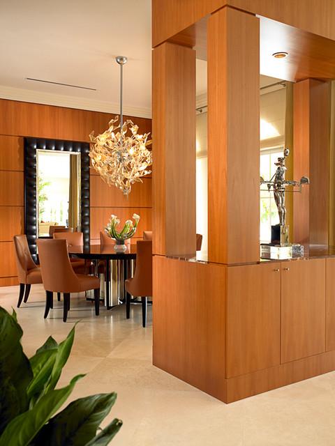 Major Home Renovation South florida contemporary-dining-room