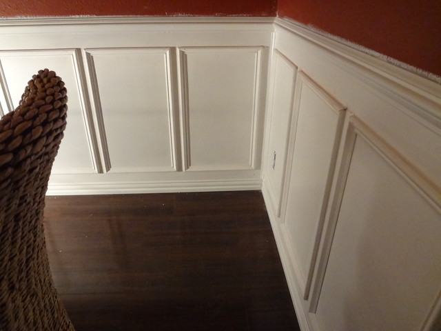 Making our house a home, one step at a time traditional-dining-room