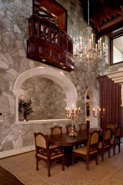 Malinard Manor - Dining Room traditional-dining-room