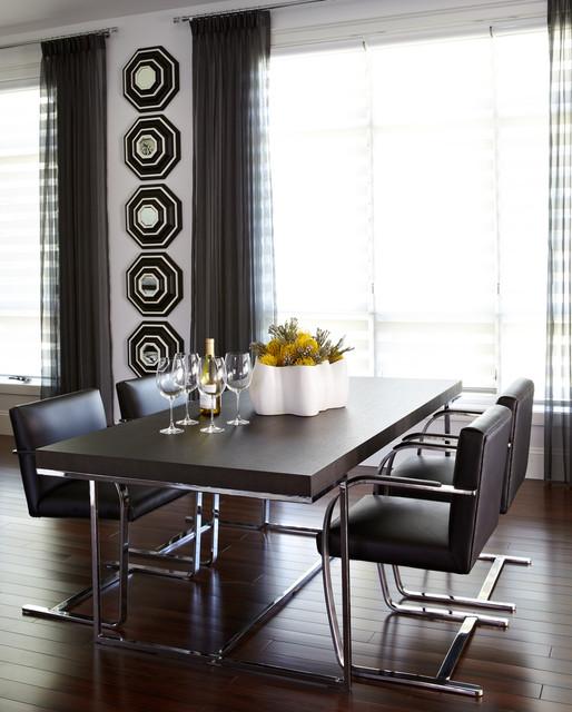 Interior Designers & Decorators. Mallin Cres - Dining Room  contemporary-dining-room