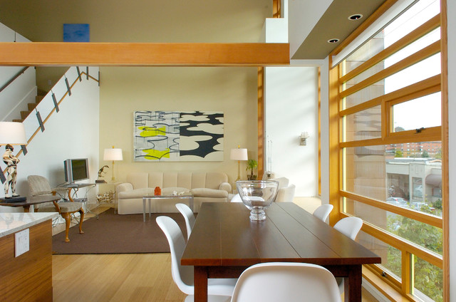 Mambo Palazzo Modern Dining Room Seattle By