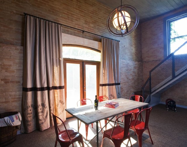 Man Cave Dining Room : Man cave eclectic dining room san francisco by