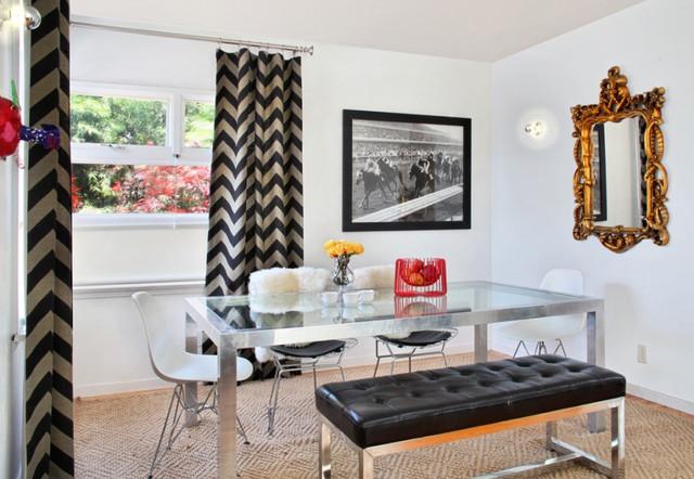 Mar Vista 1 by Vanessa De Vargas contemporary-dining-room