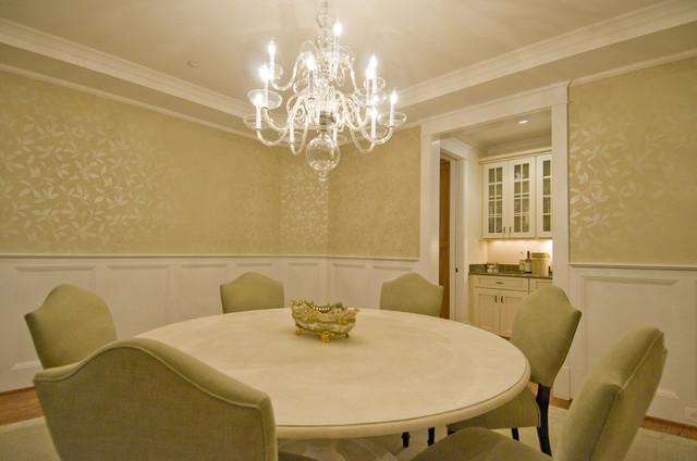 Marbury Dining Room traditional-dining-room