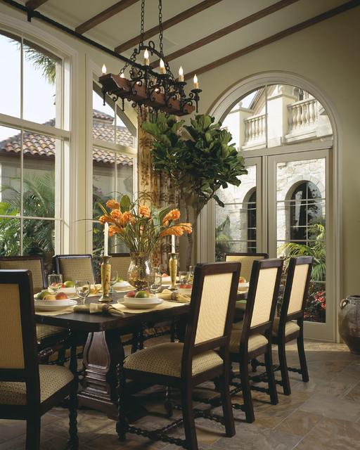 Marc-Michaels Interior Design traditional-dining-room