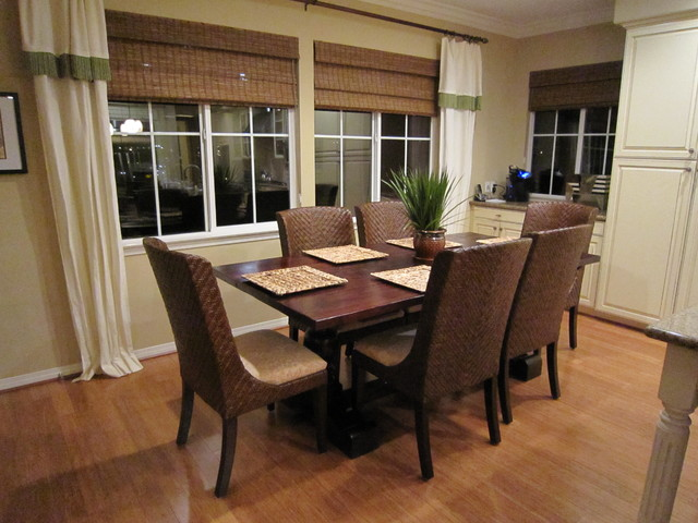 Marcia designs for Dining room design questions