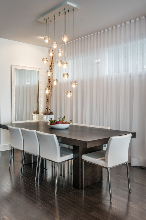 Marda Project · Photo By Alykhan Velji Design   Search Contemporary Dining  Room ...