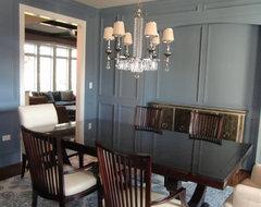 Maria Hildebrand Designing Interiors traditional-dining-room