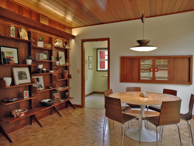 Maricara Midcentury Dining Room Portland By Living Room Realty