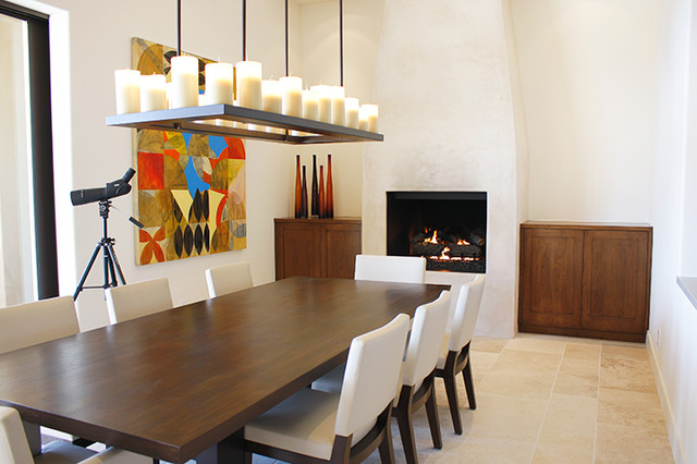 Marisol Malibu Contemporary Dining Room Los Angeles By Funtime Cabinet Factory