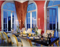 Mark Morris Design Group traditional-dining-room