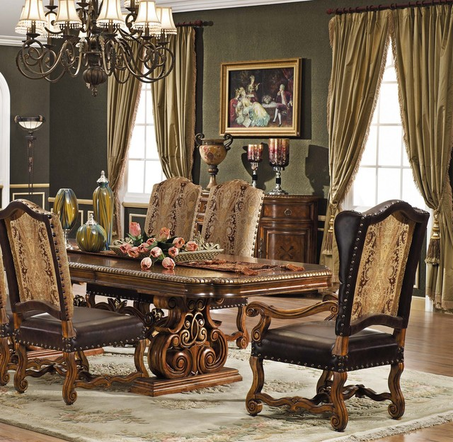 Traditional Dining Room Set: Marlborough Dining Set