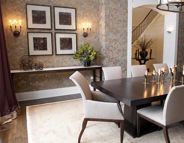 Marshall Morgan Erb Design Inc. contemporary-dining-room