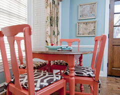 Mary Best Designs eclectic-dining-room