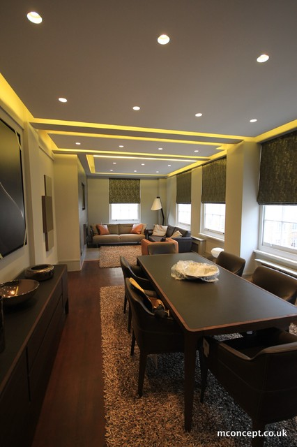 Marylebone George Street London Contemporary Dining Room London By Mconcept