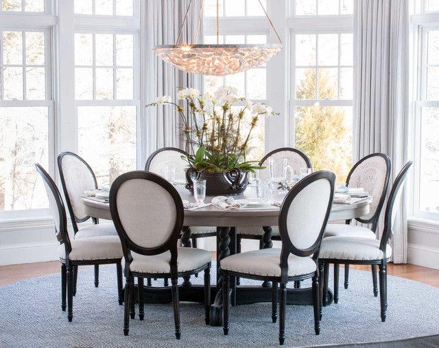 massachusetts north shore home traditional dining room boston