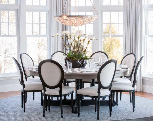massachusetts north shore home traditional dining room boston