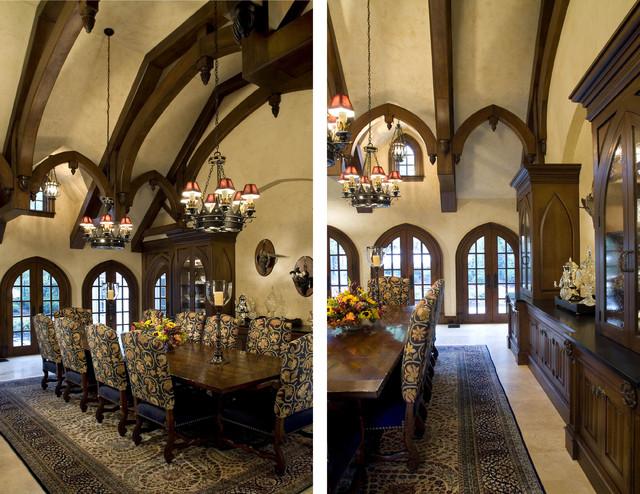Matrka Inc. traditional-dining-room