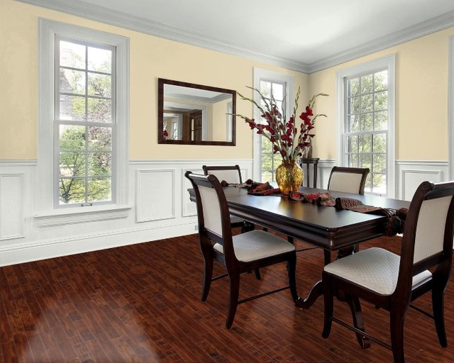 McCormick Paints 2016 Color Of The Year Dining Room