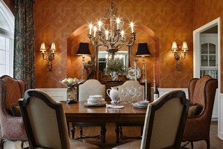Mccroskey Interiors Traditional Dining Room Kansas