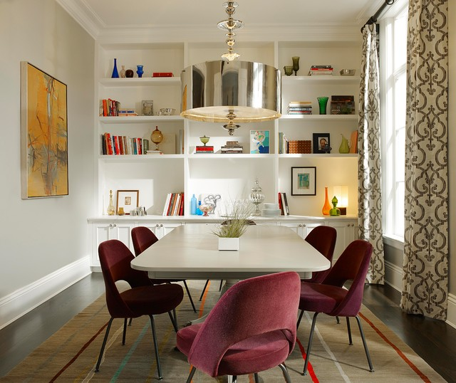 MDVN eclectic-dining-room