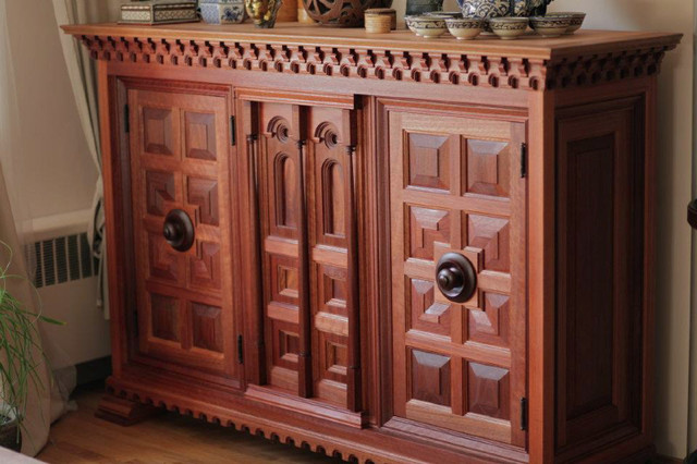 Medieval Chest - Mediterranean - Dining Room - New York - by ...