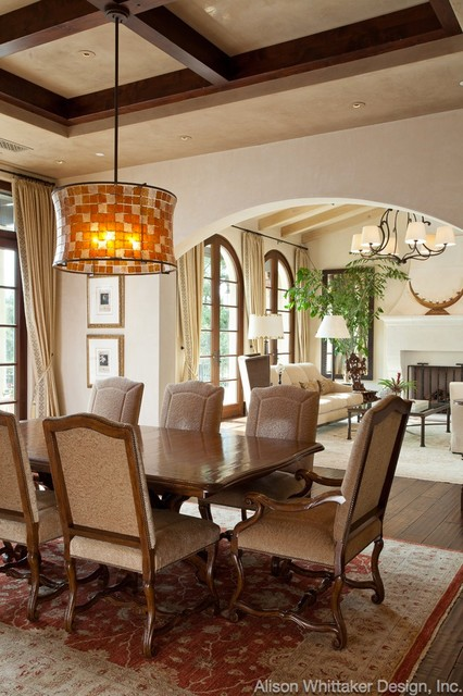 Dining Room mediterranean dining room