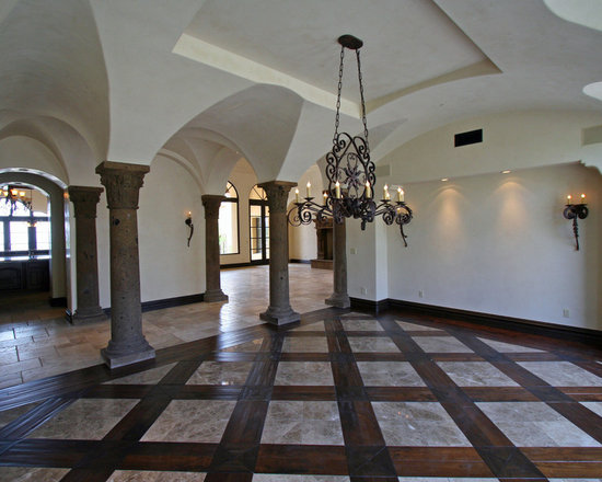 Dining room floor tile design ideas pictures remodel and for Dining room tile designs