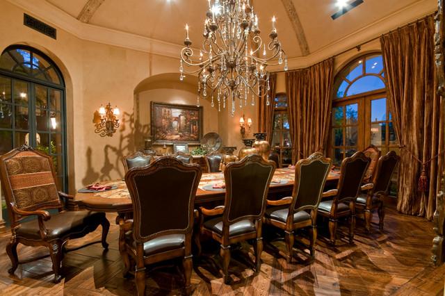 Charmant Mediterranean Dining Room   Mediterranean   Dining Room ...