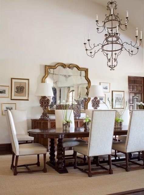 Mediterranean Dining Room mediterranean-dining-room