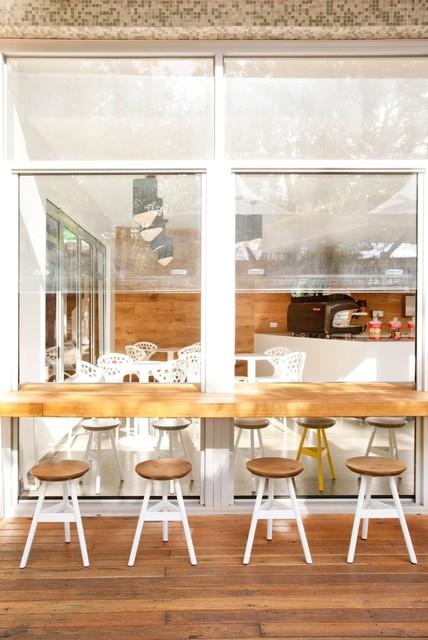 meizai contemporary dining room