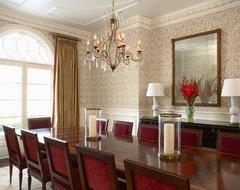 Merilane Avenue Residence 2 Dining Room traditional-dining-room