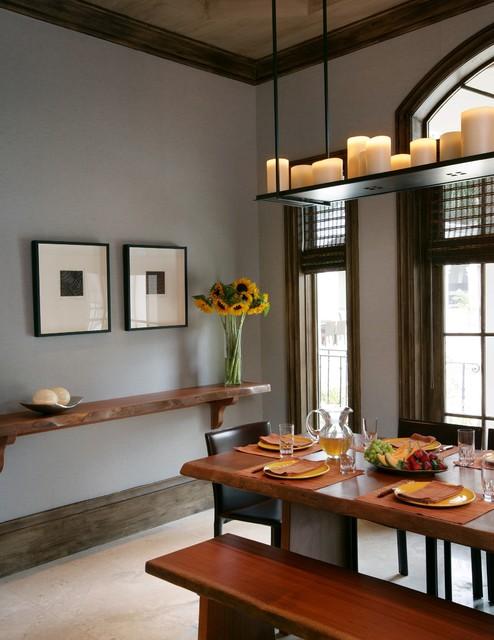 Miami-Dining Room contemporary-dining-room