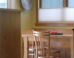 Michael & Gae midcentury-dining-room