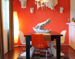 Michelles Houzz modern dining room