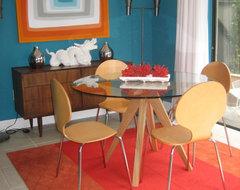 Mid century dining room midcentury-dining-room