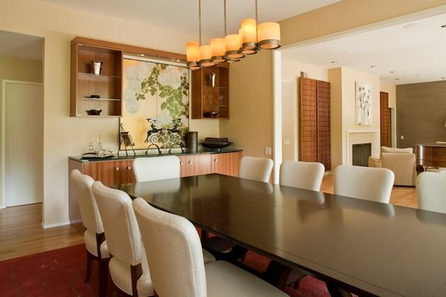 Mid Century Modern - Modern - Dining Room - san francisco - by Laura ...