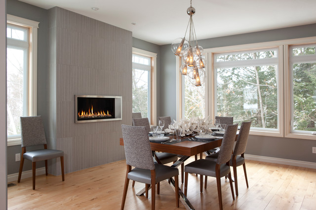 Mid-Century Modern Masterpiece - Transitional - Dining Room - other metro - by Shane D. Inman