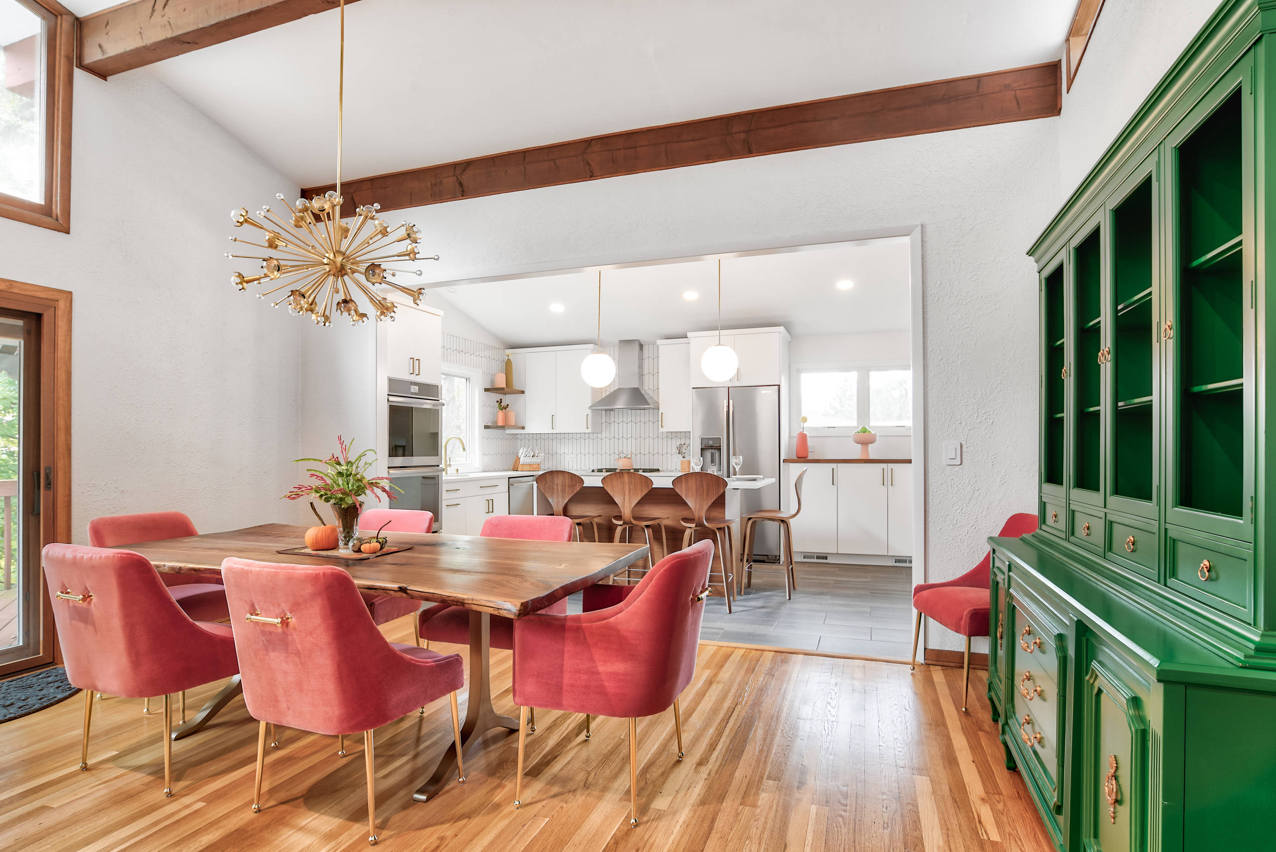 Kitchen And Dining Room Combination Ideas Photos Houzz