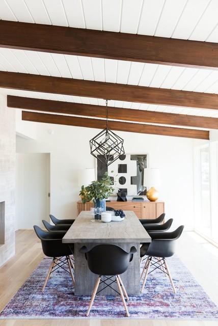 midcentury modern  midcentury  dining room  salt lake