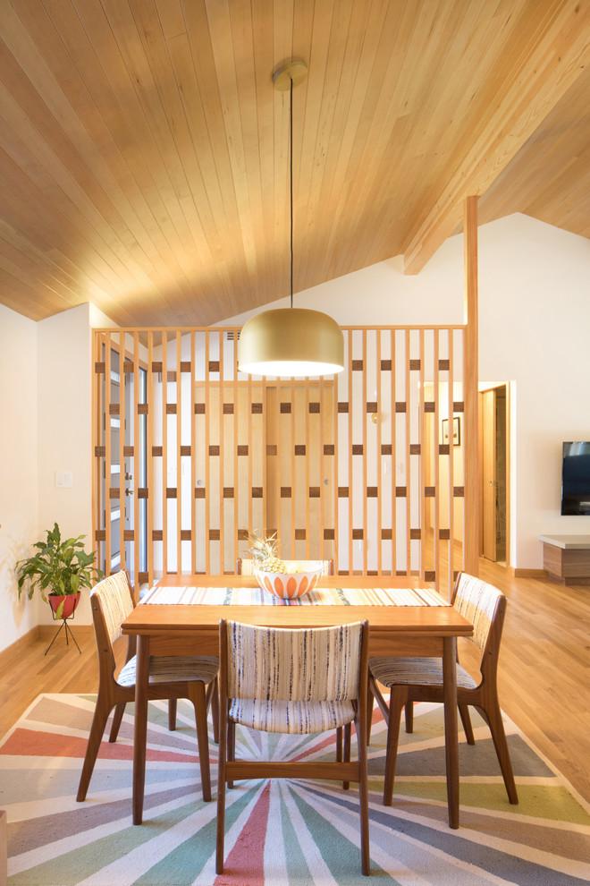 Raised Ranch Living Room Design: Mid-Century Raised Ranch Remodel