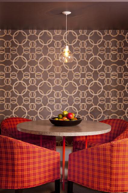 Midcentury Dining Room midcentury-dining-room