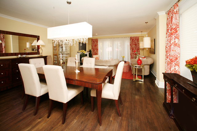 Midtown toronto contemporary dining room other by for Best private dining rooms midtown