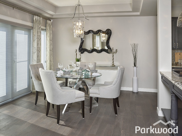 Milan Largo shabby-chic-style-dining-room