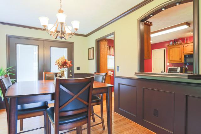 Miller Dining Room contemporary-dining-room