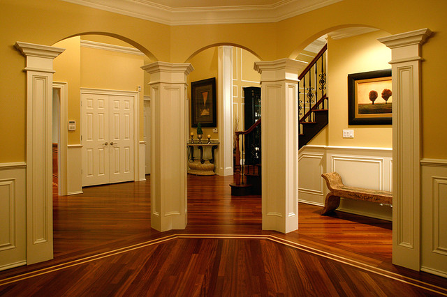 Millwork Traditional Dining Room Chicago By