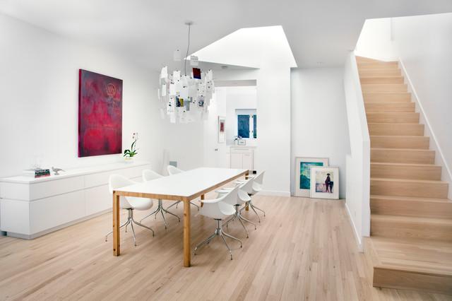 Wonderful Minimal Luxury Scandinavian Dining Room