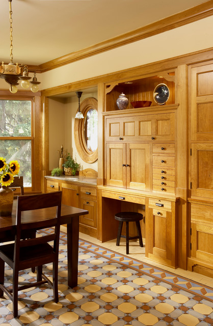 Minneapolis Four Square Traditional Dining Room Minneapolis By David